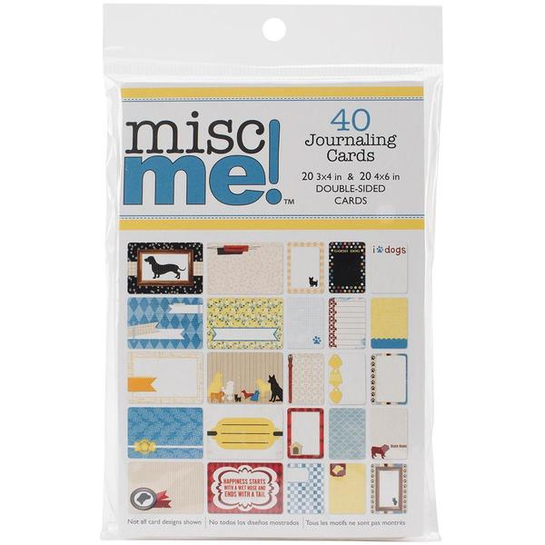 Misc Me Journal Pack - Happy Tails - Dog