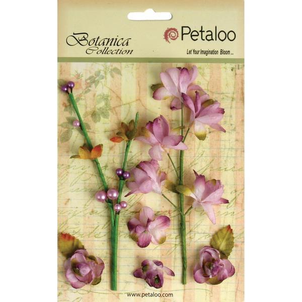 Botanica Floral Ephemera - Lavender/Purple