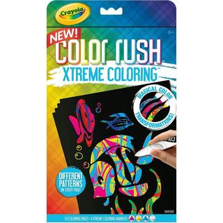 Crayola Xtreme Coloring Kit - Multicolor