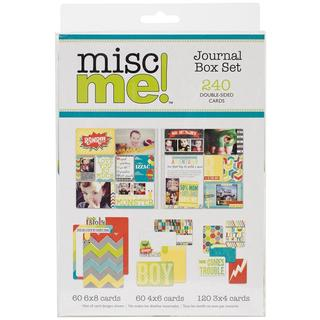 Misc Me Journal Box Set - Our Lil' Monster