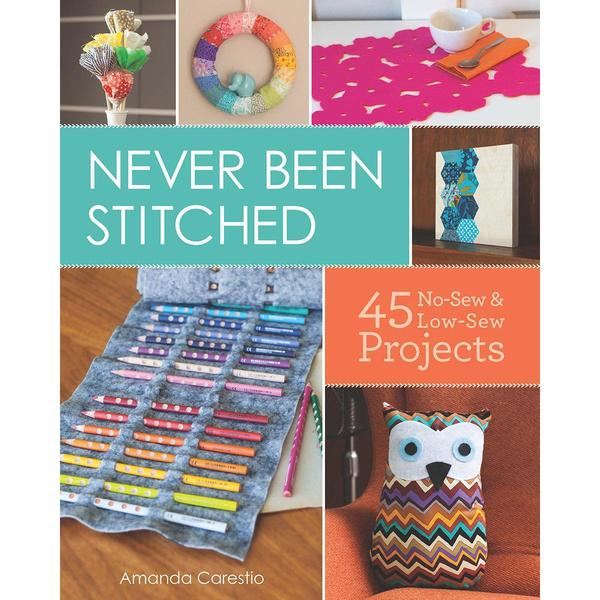 Lark Books - Never Been Stitched