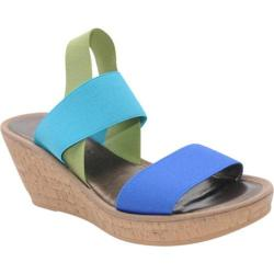 Women's The Flexx Overstep Bluette Mix Elastic
