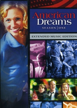American Dreams: Season 1 Extended Music Edition (DVD)