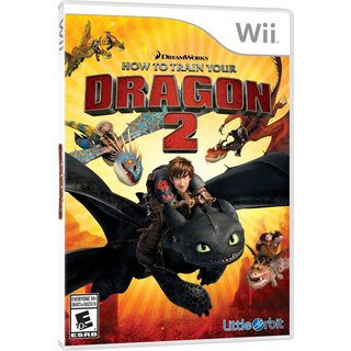 Wii - How to Train Your Dragon 2: The Video Game