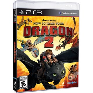 PS3 - How to Train Your Dragon 2: The Video Game