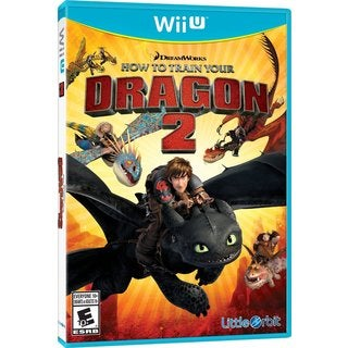 WIIU - How to Train Your Dragon 2: The Video Game