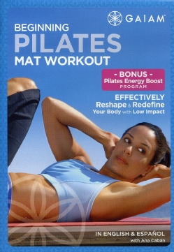 Pilates Beginning Mat Workout (DVD)