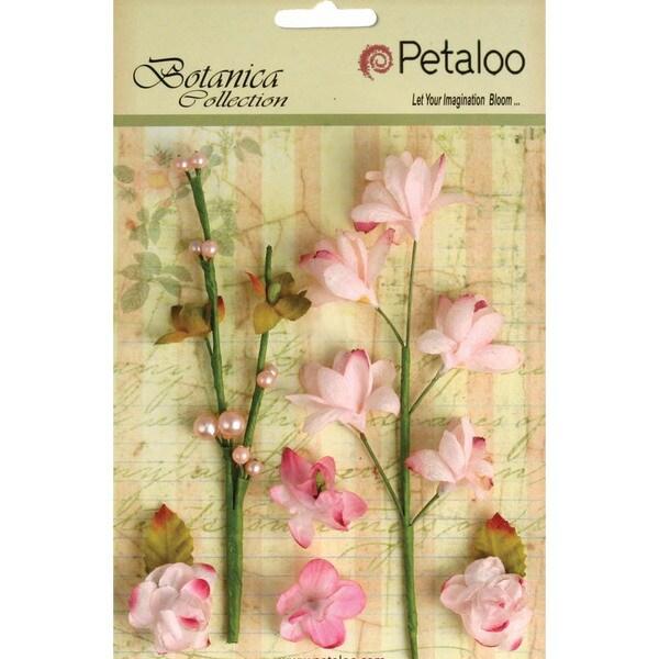 Botanica Floral Ephemera - Soft Pink