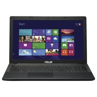 "Asus X551MA-DS21Q 15.6"" Notebook - Intel Pentium N3520 2.17 GHz - Bla"
