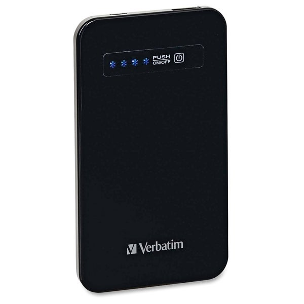 Verbatim Ultra-Slim Power Pack, 4200mAh - Black 12635837