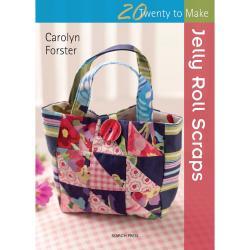 Search Press Books - Twenty To Make Jelly Roll Scraps