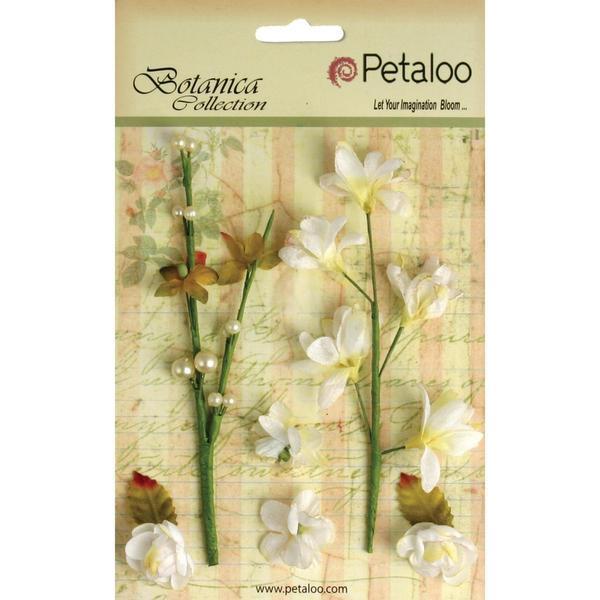 Botanica Floral Ephemera - White