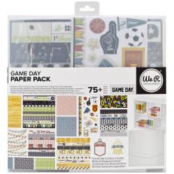 Game Day 12 X12 Paper Pack -