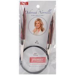 Deborah Norville Fixed Circular Needles 32 - Size 17/12.0mm