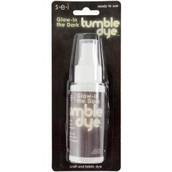 Tumble Dye Craft & Fabric Glow-In-The-Dark Spray 2oz -