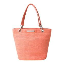 Women's Betmar Braid Tote Apricot