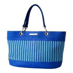 Women's Betmar Braid XL Tote Cobalt