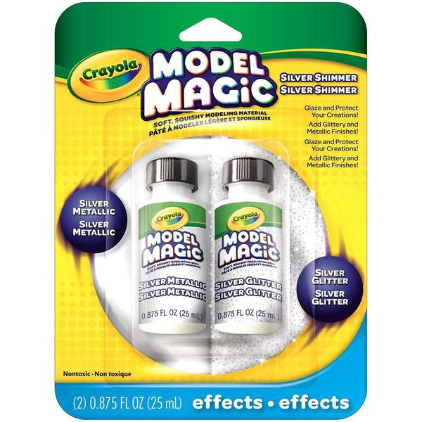 Crayola Model Magic Silver Shimmer -
