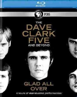 The Dave Clark Five and Beyond: Glad All Over (Blu-ray Disc)