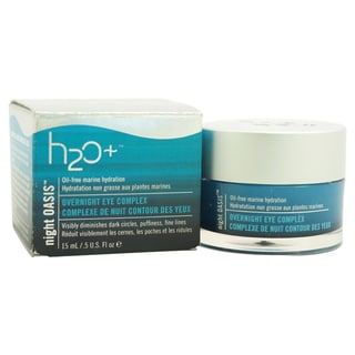 H2O Night Oasis Overnight Eye Complex 0.5-ounce Treatment