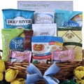 'Happy Easter' Sugar-free Gourmet Easter Gift Basket