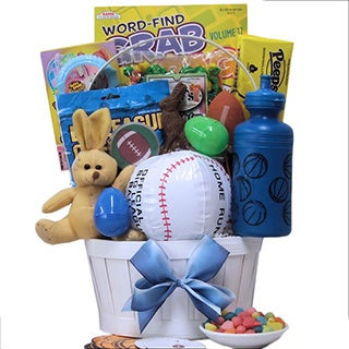 Egg-streme Sports: Easter Gift Basket for Boys (Ages 6 to 9 Years)
