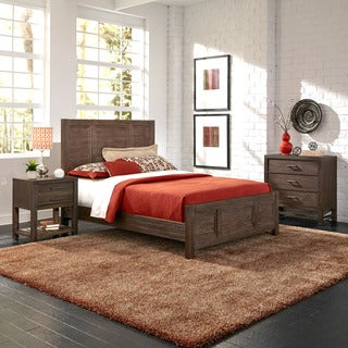 Barnside Bed, Night Stand, and Chest