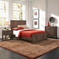 Home Styles Barnside Bed, Night Stand, and Chest