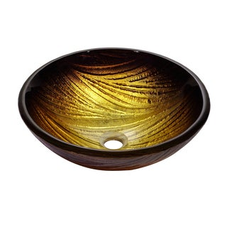 Kraus Midas Glass Vessel Sink