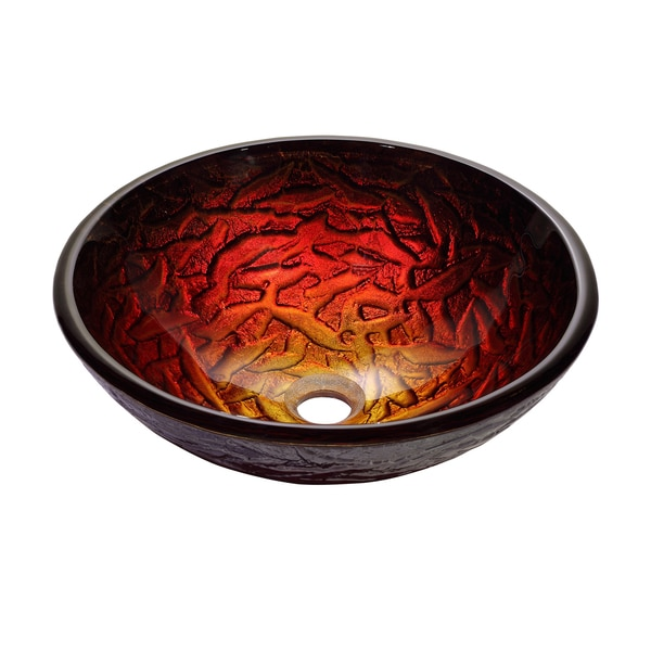 Kraus Nix Glass Vessel Sink