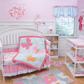 Nurture Imaginations Wings 3-piece Crib Bedding Set