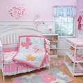 Nurture Imaginations Wings 3-piece Crib Bedding Set