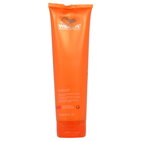 Wella Enrich Moisturizing 8.4-ounce Conditioner
