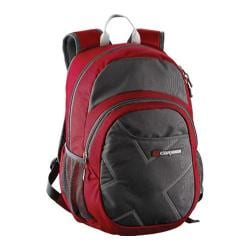 Caribee Deep Blue Day Pack Red