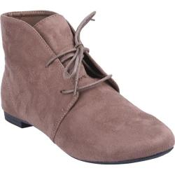 Women's L & C Rosy-6 Taupe