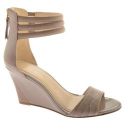 Women's Nine West Floriscine Taupe Multi Leather
