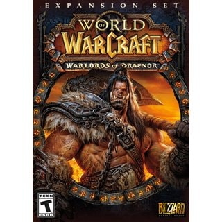 PC - World of WarCraft: Warlords of Draenor