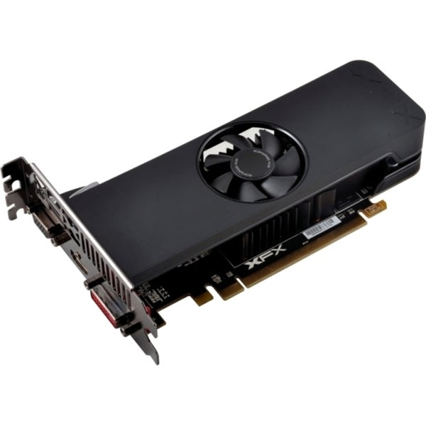 XFX Radeon R7 240 Graphic Card - 730 MHz Core - 4 GB DDR3 SDRAM - PCI
