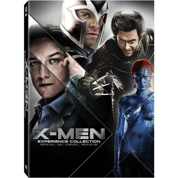 X-Men Experience Collection (DVD) 12640801