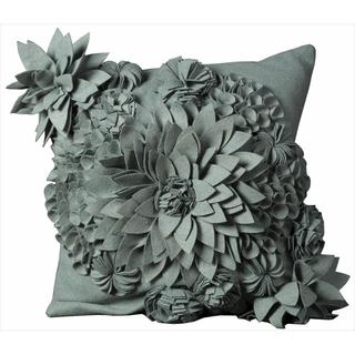 Mina Victory Felt 20-inch Throw Pillow