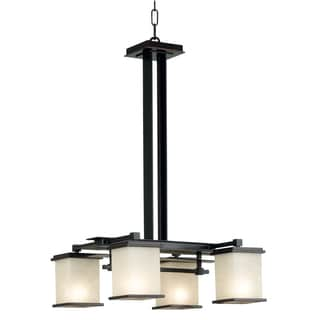 Abriella 4-light Oil Rubbed Bronze Chandelier