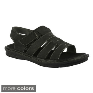 J's Awake Men's 'Diego-05' Casual Comfort Strap Sandals