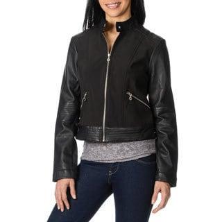 Kensie Women's Bomber Jacket