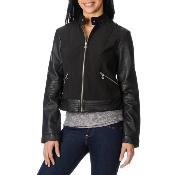 Kensie Women's Bomber Jacket 12642806