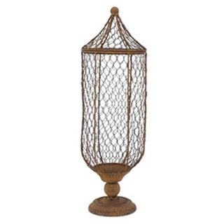 Sage & Co. Wire Apothecary (Set of 2)