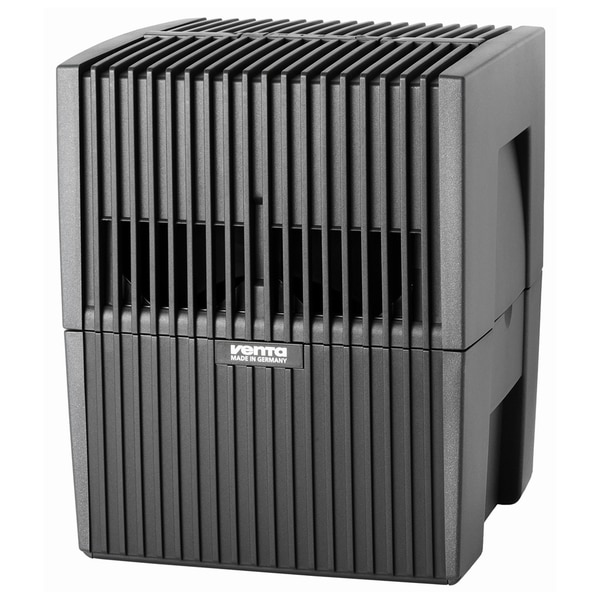Venta LW15 Humidifier & Airwasher - Charcoal Gray Metallic with Bonus (2-Pack of 3-Pieces) Fragrance for Venta Airwashers 12643121