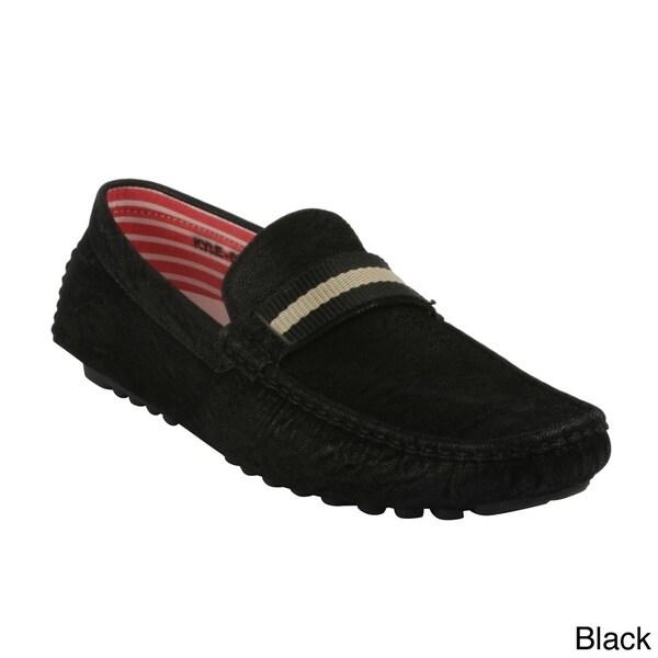 J's Awake 'Kyle-06' Men's Boat Shoe Loafers
