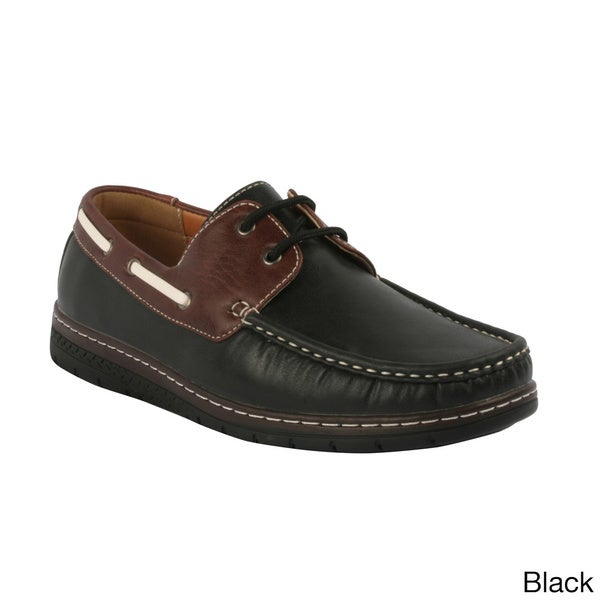 J's Awake 'Micheal-62 Men's New Fashion Comfort Boat Shoes Loafers