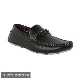 J's Awake 'Antony-17' Men's Hot New Fashion Comfort Boat Shoes Loafers