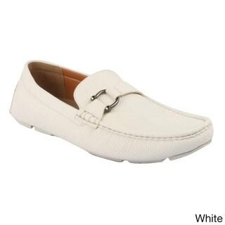 J's Awake 'Kelvin-28' Men's New Fashion Comfort Boat Shoes Loafers